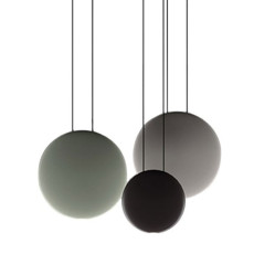 Vibia lampe à suspension Cosmos LED 13.5W L 55 cm dimmable
