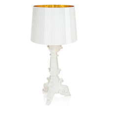 Kartell lampe de table Bourgie 3 luci E14 H 68 ÷ 78 cm Dimmer