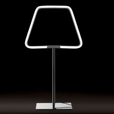 Antonangeli lampe de table Archetto Shaped LED RGB 23W H 70 cm