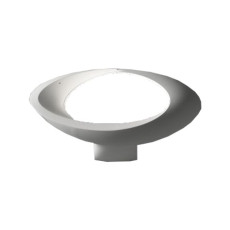 Artemide Applique Cabildo LED 28W L 41 cm Dimmable