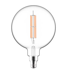 Ampoul Fashion Line Led Luce Clear 11W E27 2700°K 220-240v 20x28,3cm Dimmable DLItalia