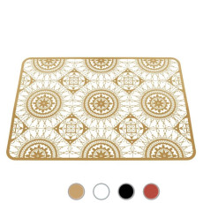 Driade Italic Lace Set de table rectangulaire L 42 cm