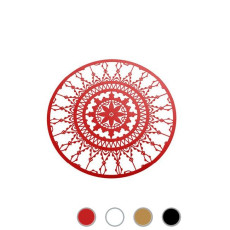 Driade Italic Lace Set de table rond Ø 10 cm