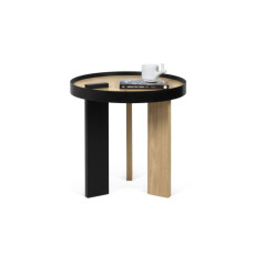 TEMAHOME Table basse Bruno 50 Ø 50cm