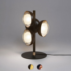 Tooy lampe de table Muse 4 luci G9 H 55 cm