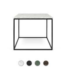 TEMAHOME Table basse Gleam 50 Marmo L 50cm 0