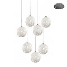 Catellani & Smith Sweet Light Chandelier lampe à suspension LED G4