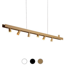 Antonangeli Contatto Suspension LED 31,5W L 168 cm