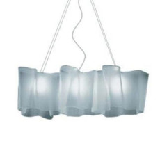 Artemide Logico Lampes à Suspension 3 in Linea