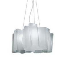 Artemide Logico Mini suspension 3x120° 3 luci E27 L 45 cm