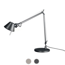 Artemide Lampe de Table Tolomeo Midi LED 9W Hmax 100 cm Dimmable