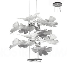 Artemide Suspension Chlorophilia 2 LED 44W Ø 78 cm