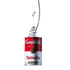 Ingo Maurer suspension Canned Light Halo Ø 8,5 cm