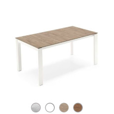 Connubia by Calligaris Table à rallonge Eminence W wood L 160/210cm