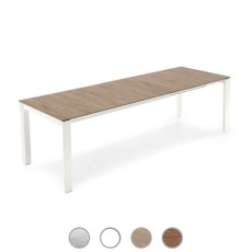 Connubia by Calligaris Table à rallonge Eminence W wood L 160/310cm