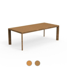 Talenti Table fixe Cleo / Teak L 220x100 cm Outdoor