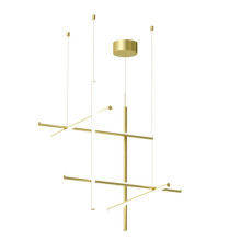 Flos Suspension COORDINATES S3 CHA LED 71W L 78,2 cm