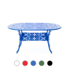 Seletti Table Industry L 152 outdoor