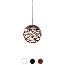 Studio Italia Design Lampe à suspension Kelly Cluster Sphere LED 9W Ø 18 cm