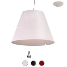Luceplan Lampe à suspension Lady Costanza 1 Lumière E27 Ø 50 cm