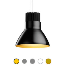 Flos Light Bell Dimmable Push Lampe à suspension 1 luce LED Ø 22,8 cm