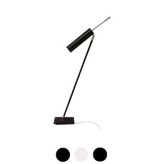 Catellani & Smith Ampoulenera 500 Lampe de Table LED o 1 Ampoule H 80 cm L 16x16 cm Différentes Couleurs