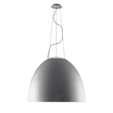 Artemide Nur 1618 LED Lampe  Suspension LED 95W Ø90 cm Gris Anthracite