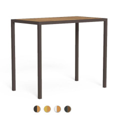 Talenti Table de bar Casilda H 105cm