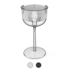 Qeeboo Lampe de table Goblets L 29 cm LED