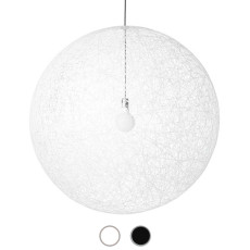 Moooi Random Light Suspension Ø80 1Ampoule Différents Couleurs