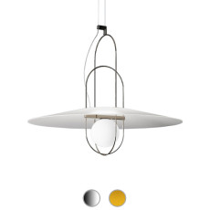Fontana Arte Lampe à suspension Setareh LED 12W Ø 45 / 65 cm