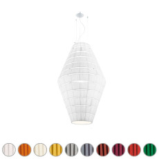 Axo Light Suspension SP LAY D 9 Lumières E27 H 192 cm