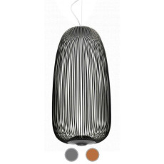 Foscarini Lampe suspension Spokes 1 H 71 cm Ø 32,5 cm LED 38,2W