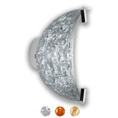 Catellani & Smith Applique Stchu-Moon 05 LED H 40 cm Dimmable