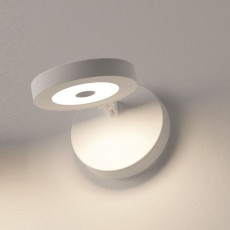 Rotaliana String H0 Applique LED 9W Ø 10,5 cm Matt Blanc