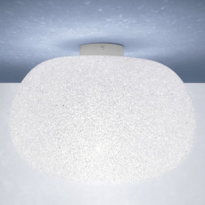 Lumen Center Sumo 21 Applique/Plafond 1 lumiére 77W Ø 34 cm