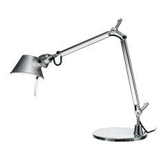 Tolomeo Micro Lampe de Table LED L 73 avec la Base 4 Ampoules Dimmerable