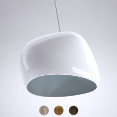 Vistosi Surface Suspension Ø 40 cm 1 Lumière E27 / LED