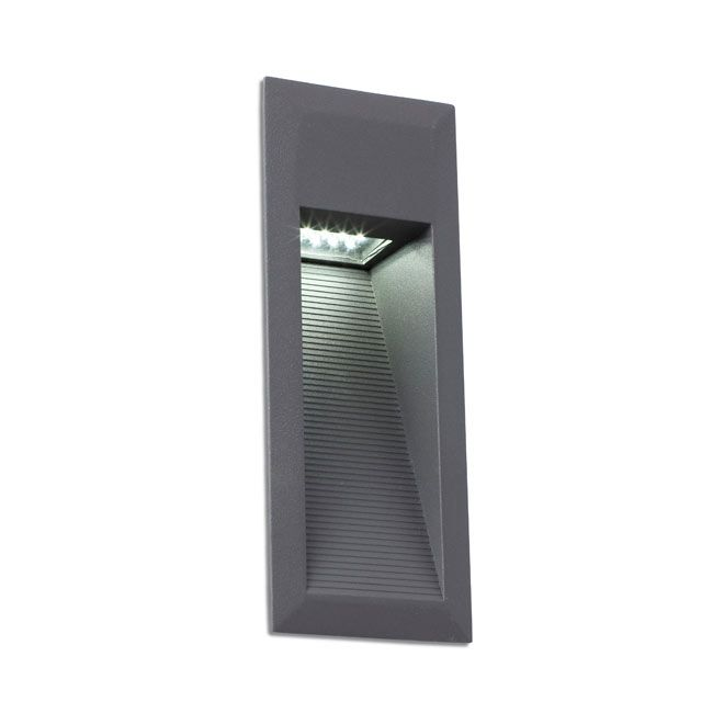 faro outdoor luminaire encastrable landai led 1w h 23 cm. Black Bedroom Furniture Sets. Home Design Ideas