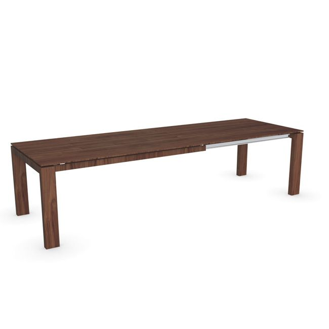 Connubia Calligaris Sigma Wood Table Extensible 160x90 cm