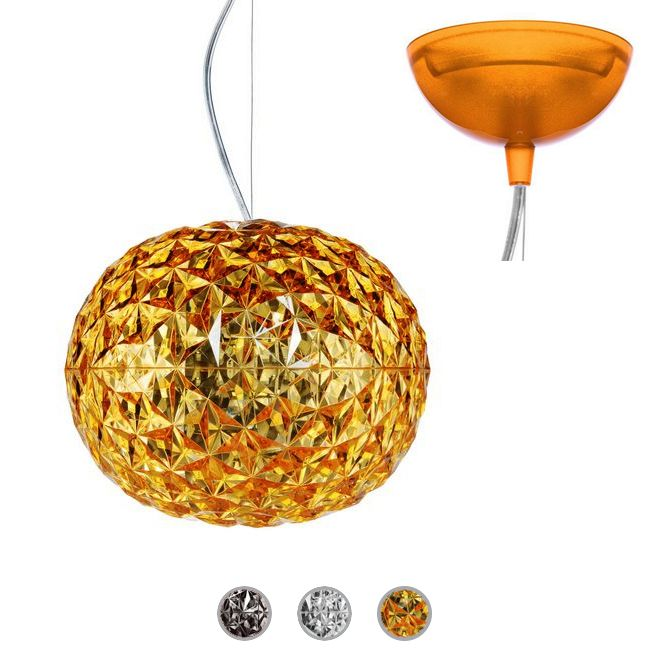 Kartell Lampe à suspension Planet LED 22W Ø 33 cm