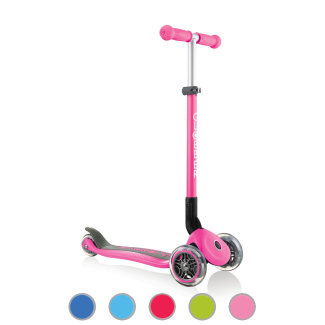 Scooter pliable à 3 roues Globber Primo Foldable