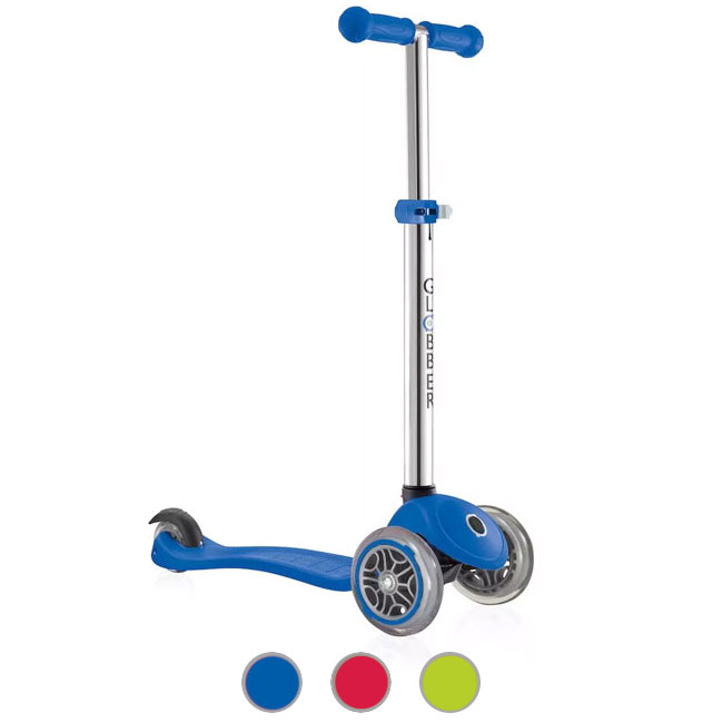 Scooter 3 roues Globber Primo