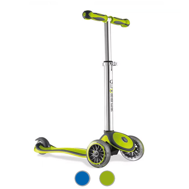 Scooter 3 roues Double Injection Globber Primo Plus