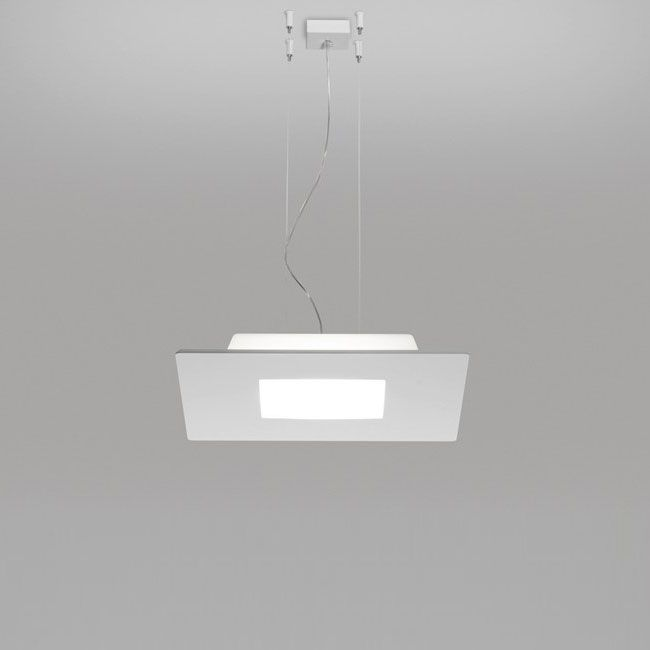 Ma&De Lampe à suspension Square LED 28W L 50 cm