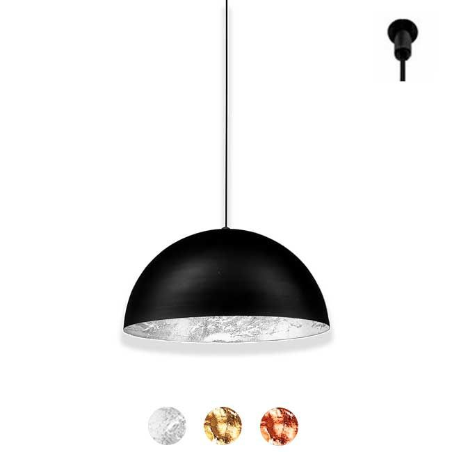 Catellani & Smith Lampe à suspension Stchu-Moon 02 LED 10W Ø 40 cm Dimmable