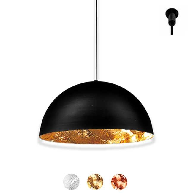 Catellani & Smith Lampe à suspension Stchu-Moon 02 LED 10W Ø 60 cm Dimmable