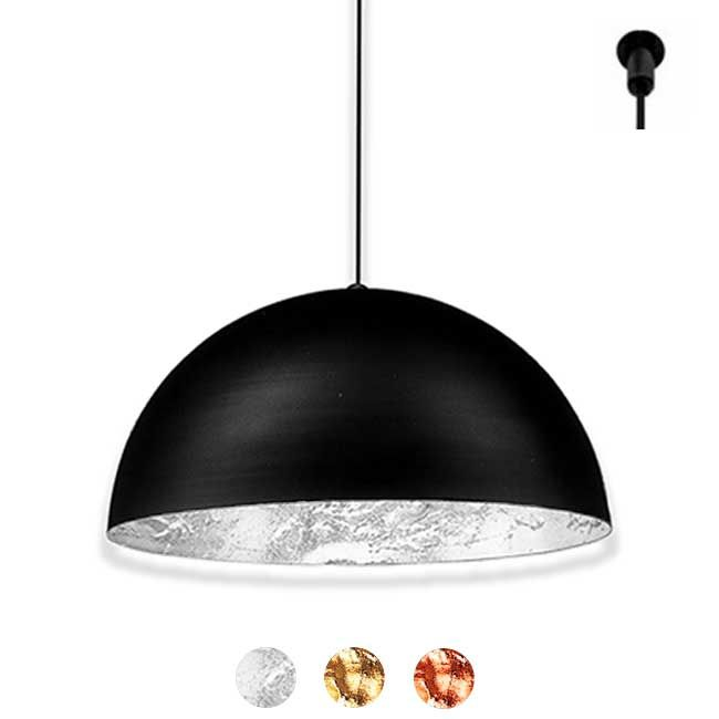 Catellani & Smith Lampe à suspension Stchu-Moon 02 LED 20W Ø 80 cm Dimmable