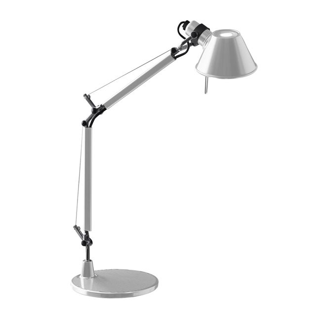 Artemide Tolomeo Mini Lampe de Table LED H 108 cm 1Ampoule Dimmerable