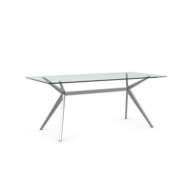 Connubia Calligaris Seven Table Fixe 130x85 cm
